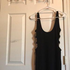 Topshop Dresses - Topshop bodycon halter ring dress 2 BNWT
